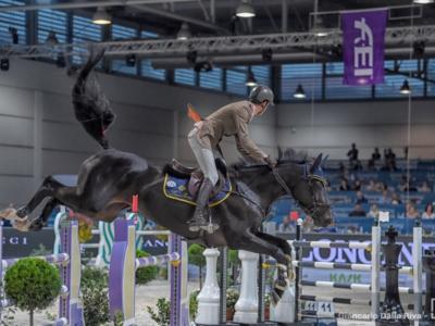 Equitazione, Longines Masters Parigi 2018: Alberto Zorzi chiude al quarto posto, vince il francese Kevin Staut