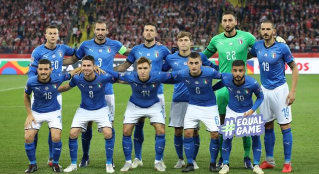 Italia-Portogallo in Diretta tv e Live-Streaming Nations League 2019