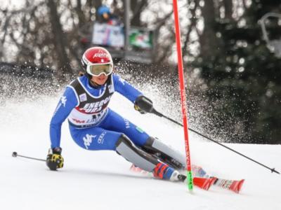 Sci alpino, startlist e pettorali di partenza slalom femminile Zagabria 2020: programma, orario e tv
