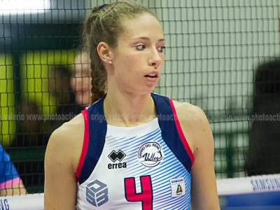 Volley femminile, le migliori italiane della 13ma giornata: Ofelia Malinov ispiratissima. Caterina Bosetti infallibile