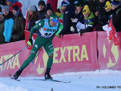 LIVE Sci di fondo, Tour de Ski Oberstdorf 2019 in DIRETTA: Francesco De Fabiani MERAVIGLIOSO SECONDO nella 15 km mass start in tecnica classica. Vince Emil Iversen