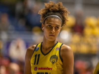 Basket femminile, le migliori italiane della 10a giornata di Serie A1. Jasmine Keys e il blocco di Venezia fanno la differenza