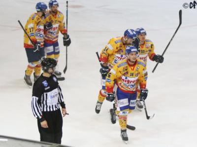 Hockey ghiaccio, Alps League 2019: Asiago passa agli shootout in casa del Feldkirch e rimane in corsa per i playoff
