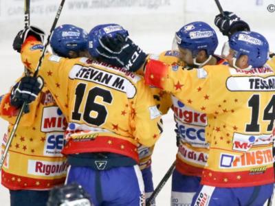Hockey ghiaccio, Alps League 2021: Lubiana, Jesenice e Asiago volano in semifinale, Lustenau non ha pietà di Val Pusteria in gara-1