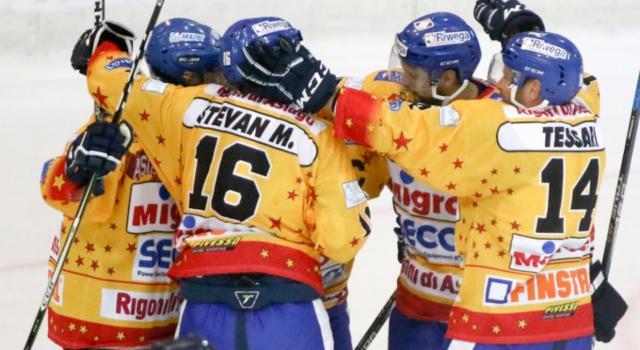 Hockey ghiaccio, Alps League 2021: in gara-1 dei quarti di finale Vipiteno cade a Lubiana, mentre Asiago piega Cortina