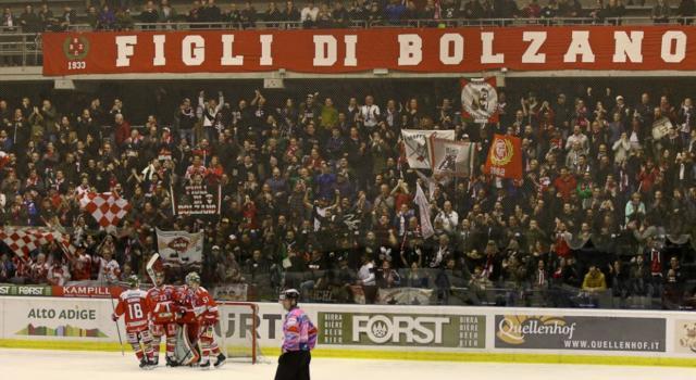 Hockey ghiaccio, Champions League: inizia il cammino di Bolzano con due trasferte tra Polonia e Norvegia