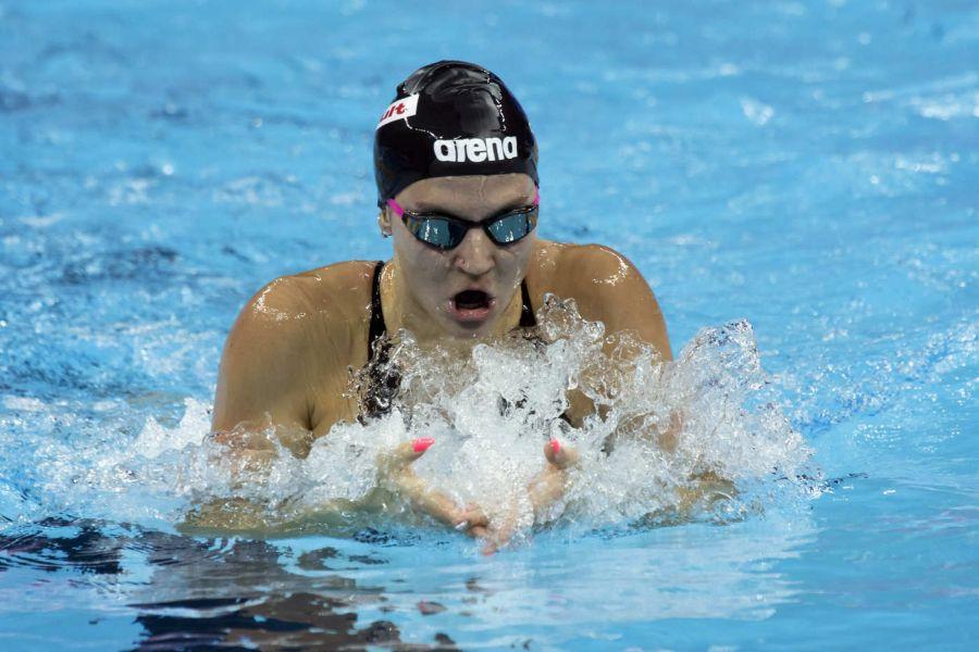 Nuoto, Coppa del Mondo Budapest 2019: Katinka Hosszu guida la ...