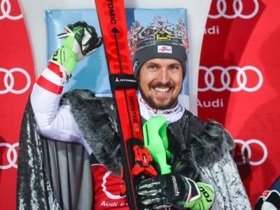 Sci alpino, Marcel Hirscher il cannibale. Suo anche il gigante di Adelboden. Avversari demoliti nella seconda manche. 2 azzurri nei 15