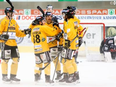 Hockey ghiaccio, playoff Alps League 2019: Val Pusteria vince gara-5 all'overtime e vola in finale!