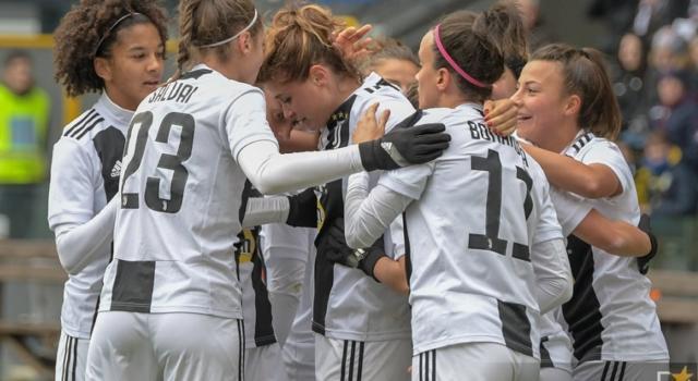 Calcio, Serie A 2019: Juventus-Tavagnacco 5-0, le bianconere devastanti ritrovano la vetta ad una giornata dal termine