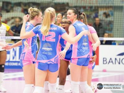 Volley femminile, Challenge Cup 2019: Monza spazza via il Kamnik, Saugella in semifinale!