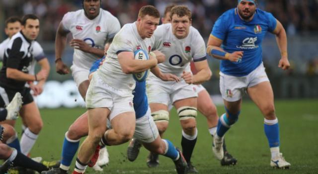 Rugby, Italia-Inghilterra: formazioni, XV iniziali e statistiche