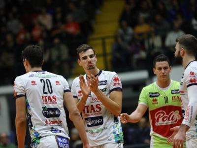 Trento-Padova, Gara-3 Playoff SuperLega volley (13 aprile): orario d'inizio e come vederla in tv e streaming