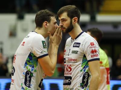Trento-Amriswil, CEV Cup volley 2019: ritorno quarti di finale. Orario d'inizio e come vederla in tv