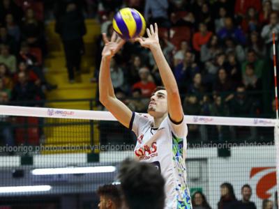 Volley, Superlega 2019: Trento travolge Sora e trascorre una notte da capolista