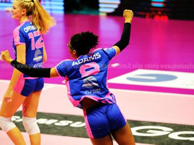 Volley femminile, Serie A1 2019: decima giornata, Scandicci crolla a Cuneo! Monza batte Brescia