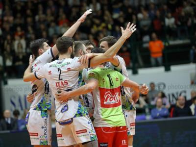 Volley, Playoff SuperLega 2019: Trento demolisce Padova e vola in semifinale! Sarà sfida stellare con Civitanova
