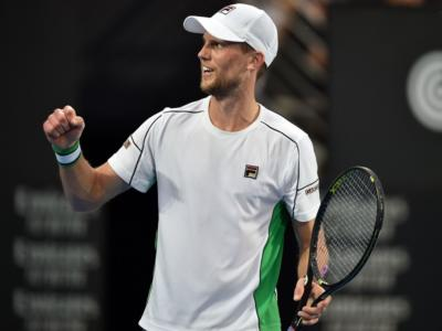 Tennis, Andreas Seppi accede agli ottavi di finale ad Auckland. Sconfitto in tre set Mannarino