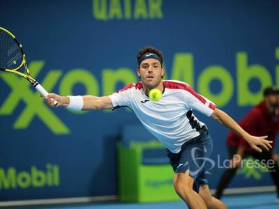 Tennis, ATP Doha 2019: Marco Cecchinato supera Dusan Lajovic in due set e vola in semifinale!