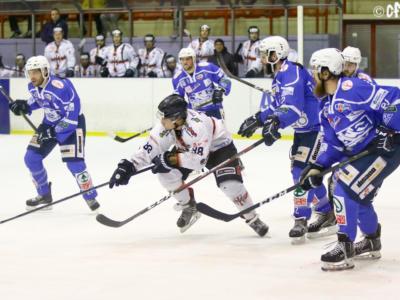 Hockey ghiaccio, Alps League 2021: Cortina passa al secondo overtime in casa del Bregenzerwald e chiude la serie