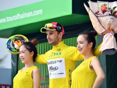 Tour Down Under 2019: Jakub Mareczko sfida i grandi in volata. L'italo-polacco chiamato al salto di qualità