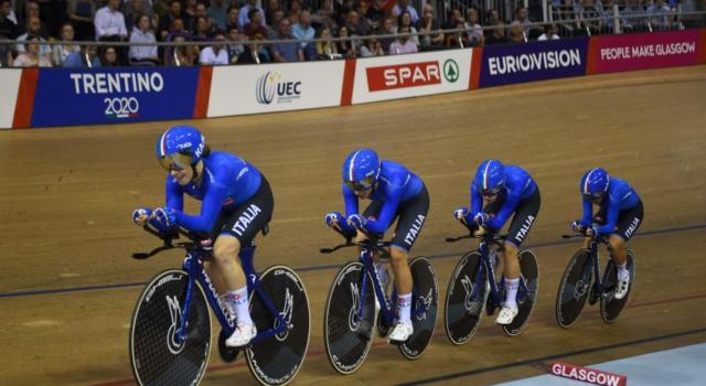 Ciclismo su pista, Europei 2020: grandi ambizioni di podio per una nazionale femminile giovane e super agguerrita
