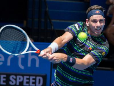 Tennis, ATP San Pietroburgo 2020: avanza Cameron Norrie, fuori Tennys Sandgren