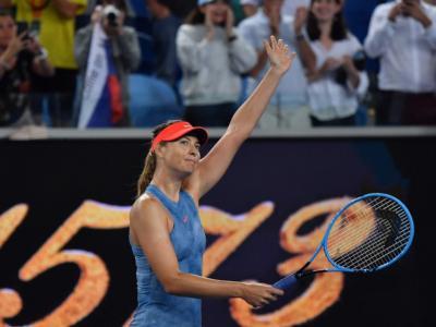 Australian Open 2020, Maria Sharapova subito eliminata. La russa oltre la posizione n.300 nel ranking Wta