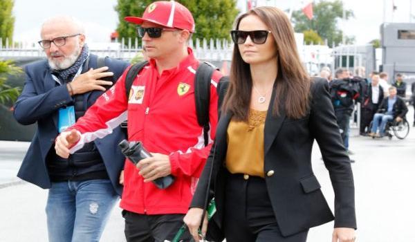 FOTO Minttu Virtanen, chi è la moglie di Kimi Raikkonen? Una splendida modella per Ice Man