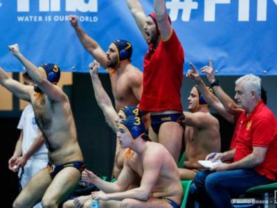 Pallanuoto, World League 2021: la Grecia batte il Montenegro 12-7 nella finale della fase europea
