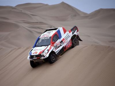 Classifica Dakar auto 2020: Al-Attiyah accorcia a 24″ il ritardo su Sainz! Peterhansel ancora in lotta