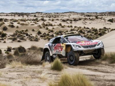 Dakar 2019, risultati settima tappa auto: Stephane Peterhansel doma il deserto, crolla Loeb, mentre Al-Attiyah gestisce senza problemi