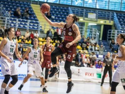 Basket femminile, Playoff Serie A1: Schio e Venezia non sbagliano! San Martino di Lupari e Ragusa sconfitte nella prima sfida delle semifinali
