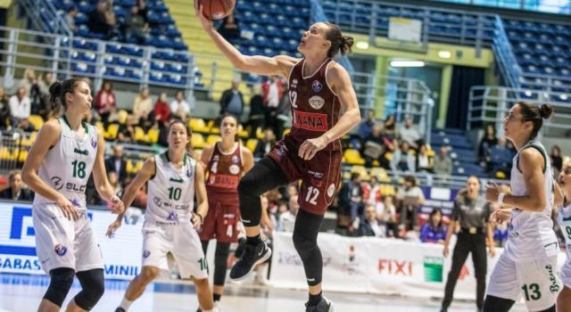 Basket femminile, Serie A1 2019: 12^ giornata, prima sconfitta di Venezia! Impresa di Broni, Schio si avvicina