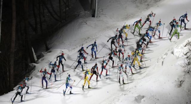 Biathlon, Mondiali Youth/Junior Brezno-Osrblie 2019: negli inseguimenti quarto Tommaso Giacomel e sesto Daniele Cappellari