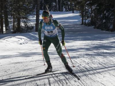 Biathlon, IBU Junior Cup Sjusjoen 2019: Tommaso Giacomel nella 10 km sprint maschile centra il secondo posto!