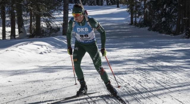Biathlon, IBU Cup Otepää 2019: Daniele Cappellari secondo nella super sprint maschile