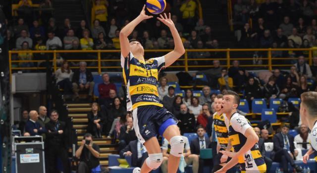 Cev Cup 2020: Modena vince 3-1 contro Ostrava e vola ai quarti di finale. Estrada Mazorra il migliore