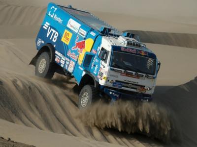Dakar 2021, i favoriti tra i camion: Andrey Karginov, Andrey Mokeev ed Igor Leonov cercano il bis