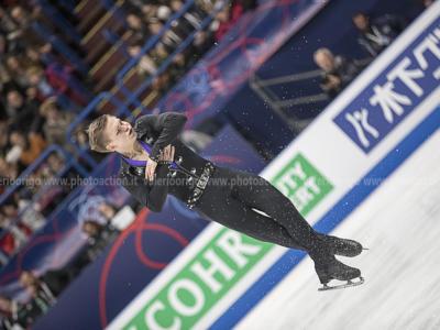 Pattinaggio artistico, Mikhail Kolyada con il cuore e con la testa vince la Rostelecom Cup 2020