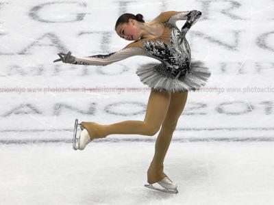 Pattinaggio artistico, Mondiali 2019: Alina Zagitova si impone nello short program, Sakamoto incanta il pubblico