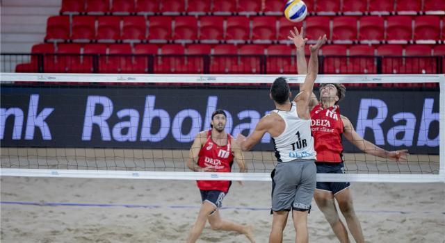 Beach volley, World Tour 2019, The Hague. Ranghieri/Caminati agli ottavi. Abbiati/Andreatta: che peccato
