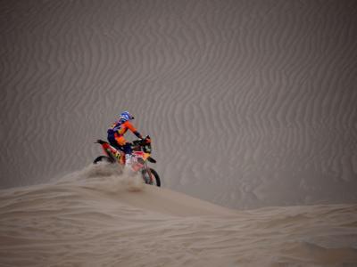 Classifica Dakar 2020, Moto: Sam Sunderland prende il comando con Quintanilla e Benavides in scia
