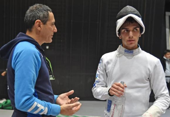 Scherma, Grand Prix Doha 2020: gli spadisti azzurri per arre