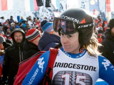 Sci alpino, Seconda prova Discesa Garmisch: che Sofia Goggia! L'azzurra è settima, condizione in crescita!