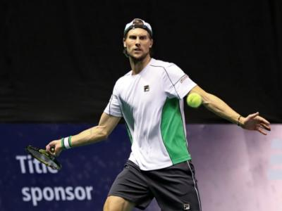 Tennis, Andreas Seppi eliminato negli ottavi di finale ad Auckland da Kyle Edmund in due set