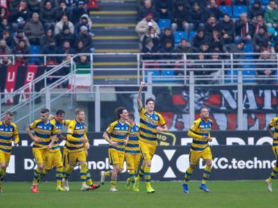 VIDEO Parma-Genoa 1-0, Highlights, gol e sintesi. Decide un rocambolesco gol di Kucka