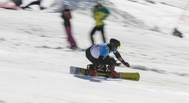 Snowboard, Hofmeister e Baumeister vincono il PSL team a Bad Gastein. Quarto posto per Bagozza e Ochner