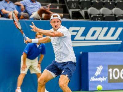 ATP Newport 2021, i risultati del 13 luglio. Definiti gli ottavi, eliminato Paolo Lorenzi