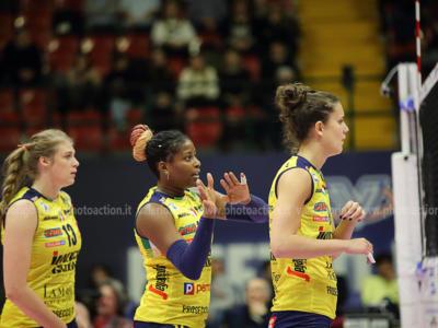 Fenerbahce-Conegliano, Champions League volley femminile: orario d'inizio e come vederla in tv e streaming